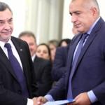 Бойко Борисов и Валери Симеонов