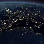 мрак на земята