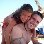 Блатечки на море със семейството си