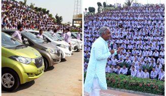 Шеф за пример: Индиец подари на служителите си 400 апартамента и 1260 автомобила!