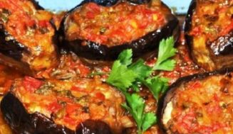 Ето я най-вкусната есенна рецепта: Имамбаялдъ, или защо е припаднал имамът!