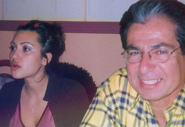 Ким Кардашиян шашна фенове със СНИМКА от 90-те, на която е без нито една пластична операция