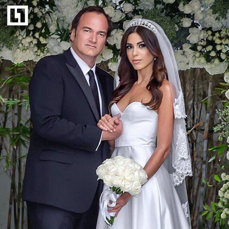 Куентин Тарантино се ожени за израелската красавица Даниела Пик