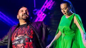 Лют скандал Цеца отсвири Азис за дует! (Кралицата на сръбския фолк не иска да чуе за Васко-ето защо)