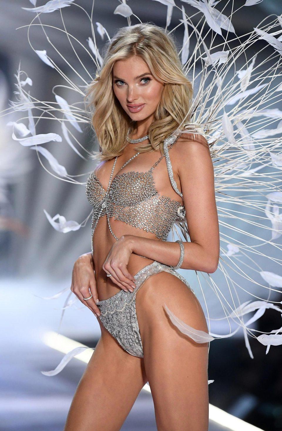Падна голяма мистерия, свързана със секси моделките на Victoria's Secret и пухкавите жени (СНИМКИ/ВИДЕО)