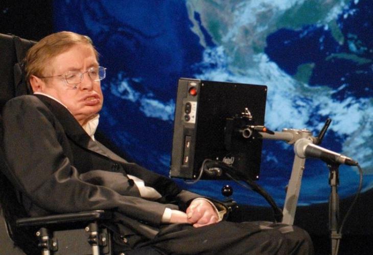 Шок! Физикът Стивън Хокинг е бил елиминиран от пришълците от планетата Нибиру
